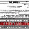 Μυστική Υπηρεσία Majestic 12: Einstein και Εξωγήινοι