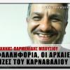 Ιωάννης-Παρμενίδης Μπουσίου: Φαλληφόρια, οι αρχαίες ρίζες του Καρναβαλιού