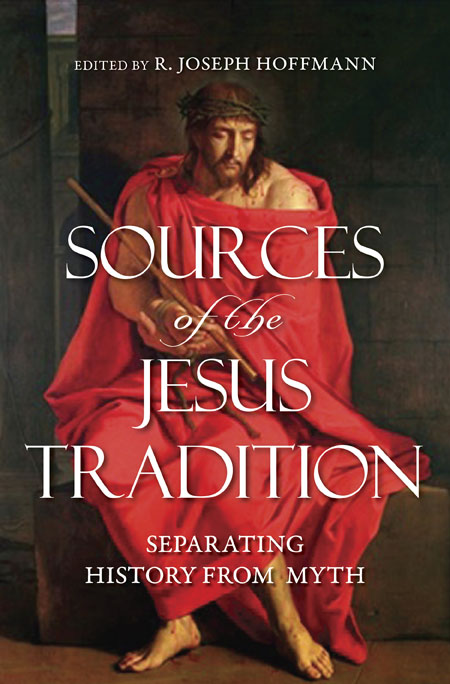 sources of jesus