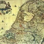 (5 - Ξάφνιασε τον Εαυτό σου!) Χάρτης της Ολλανδίας του 1658.